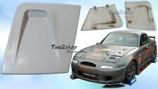 FRP Mazda Miata Roadster MX5 MX-5 LEFT LHS Headlight Cover Air Intake Vent Scoop