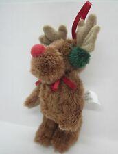 2004 Boyds Bears Moosekins Plush Moose Ornament Mint