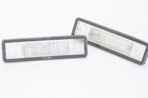Led Kennzeichenbeleuchtung Opel Astra G  (Stufenheck + Caravan +Kasten)