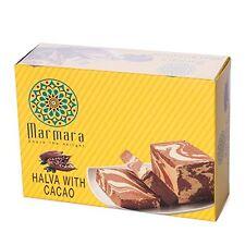 Marmara Premium Gourmet Halvas 350 GM Pistachio & Chocolate Fruity Flavor Cacao