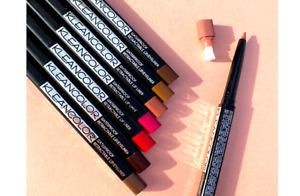 Kleancolor Retractable Waterproof Lip And Eye Liner Choose Your Color