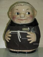 +# A005171 Goebel Archiv Muster Arbeitsmuster Friar Tuck Monk Keksdose