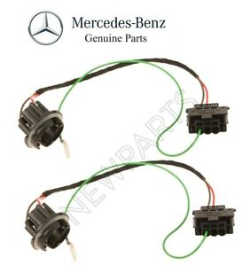 For Mercedes W164 ML500 R350 R500 ML320 Set of 2 Taillight Harness Repair Kits