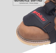 Moto Riding Shoes Gear Shift Pad Motorbike Racing Boots Removable Protective