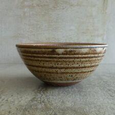 Richard Brooks Pottery Small Bowl Australian Studio Pottery 1990s - chipped