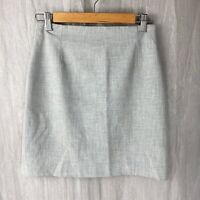 LOGG H&M Grey Mini SIZE 8 UK Short Skirt V2