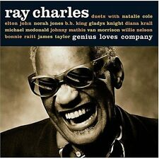 Genius Loves Company By Ray Charles On Audio CD Album 2004