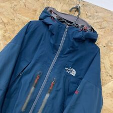 The North Face Men Gore-Tex Serie Summit Chaqueta con Capucha Tamaño M Mediano Azul