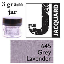 Pearl Ex Mica Powdered Pigments - 3g bottles - GREY LAVENDER 645