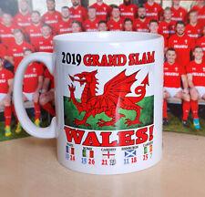 Grand Slam 2019 - WALES! mug