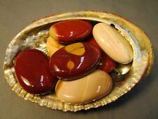 Mookaite Jasper Palm Stone
