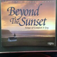 Reader's Digest Music: Beyond the Sunset: Songs of Comfort & Joy, 75 Songs, 4CDs