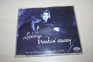 Laima -breakin' away- Promo MCD 1993