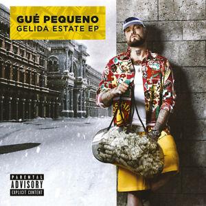 GUE' PEQUENO - GELIDA ESTATE - EP VINILE NUOVO  SIGILLATO LIMITED EDITION 2019