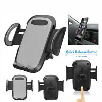Cell Phone Car Air Vent Mount Cradle Holders Stand 360 Rotation Universal GPS/*