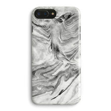 Art Black White Sand Jellyfish Hard Matte Case Skin For iPhone X 5s 6s 7 8 Plus