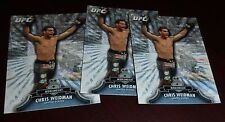 Chris Weidman 2012 Topps Bloodlines UFC Card #42 162 168 205 187 175 139 131 194