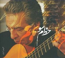 The Third Line [Khatte Sevvom] by Faramarz Aslani (CD-2012) NEW-Free Shipping