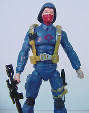 COBRA TROOPER v6~  Cobra LEGIONS~ G.I. Joe 25th ANNIVERSARY~ 100% COMPLETE~b