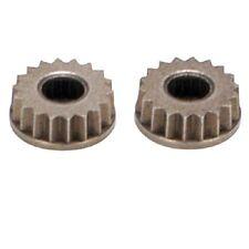 LOSI Metal Servo Arm Insert, 23 Spline, JR (2)  LOSA99041