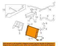 Chevrolet GM OEM 05-11 Corvette-Radiator 10353890
