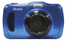 Rollei Digitalkamera SPORTSLINE 100 blau wasserdicht 10055