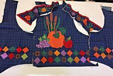 DREAMSPINNERS VIP ADULT HARVEST VEST PANEL SIZES XS-L 6-20