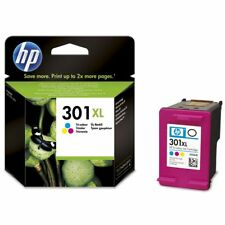 Cartuccia inchiostro tricolore ORIGINALE HP 301 XL (CH564EE) per Officejet 4632