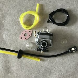 Carburetor Kit For Hitachi RB24EA RB24EA (S) RB24EAP 23.9cc Blowers Carb 6698373