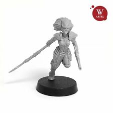 "Voidstalkers Squad Leader  Artel ""W"" Miniatures AWM044"