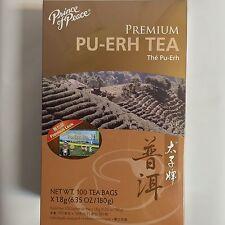 Prince of Peace - Premium Pu-Erh Tea (Black Tea) - 100 Tea Bags