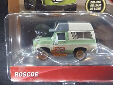DISNEY PIXAR CARS ROSCOE THUNDER HOLLOW DELUXE 2018 SAVE 5%