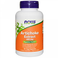 Now Foods, Artichoke Extract, 450 Mg, 90 Veg Capsules