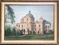 ::BAROCKES SCHLOSS IM PARK Kirche auf dem Barbaraberg bei Kloster Steinhart ?