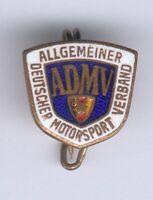 DDR Verbandsabzeichen des ADMV -emailliert, Bartel: 5001a, I/II