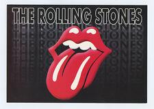 The Rolling Stones Greatest Hits Album commemorative Postcard Raven Image