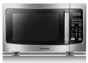 Toshiba microwave oven (EM131A5C-SS)