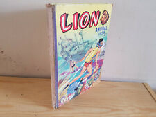 LION ANNUAL 1959 from Lion Comic
