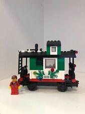 Lego 10173 Holiday Train Eisenbahn 10254 Caboose