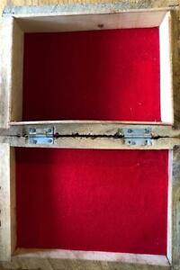 Peace Sign Wooden Stash, Tarot Box!