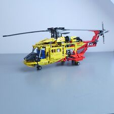 LEGO TECHNIC 9396 RESCUE HELICOPTER  **COMPLETE WITH INSTRUCTIONS**