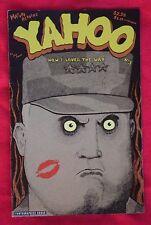Original Underground Comix 1991 Yahoo #5. Great artists   #356