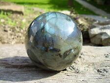Labradorite Sphere Collectable Minerals/Crystals