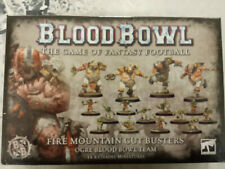 BLOOD BOWL FIRE MOUNTAIN GUT BUSTERS OGRE TEAM - NEW & SEALED