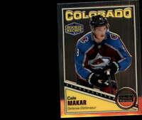 2019-20 OPC Platinum Hockey Retro #R-84 Cale Makar RC Rookie Colorado Avalanche