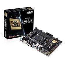Asus A68HM-K Motherboard  Socket FM2 , AMD A68H FCH, DDR3, S-ATA 600, Micro ATX