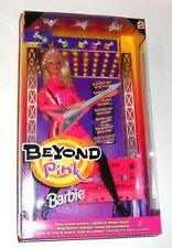Barbie Beyond Pink Doll by Mattel Nib Original Song You Can Make Her Dance