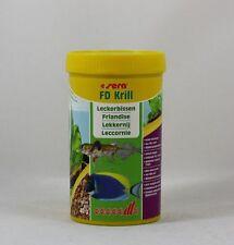 Sera Fd Krill 250ml Golosina para Grandes Peces Dulce y Agua de Mar 47,96€/ L