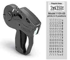 New Monarch 1131 03 Label Gun Free Shipping Authorized Monarch Dealer