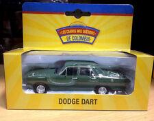 1:43 DieCast - ixo - DODGE DART GREEN - Los Carros Mas Queridos De Colombia